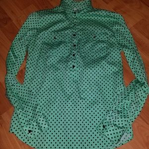 New York & Company button up